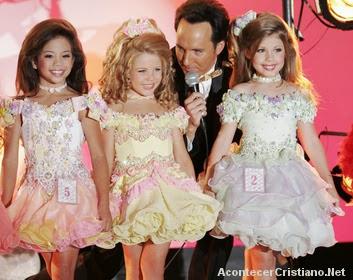 Concursos de belleza para niñas