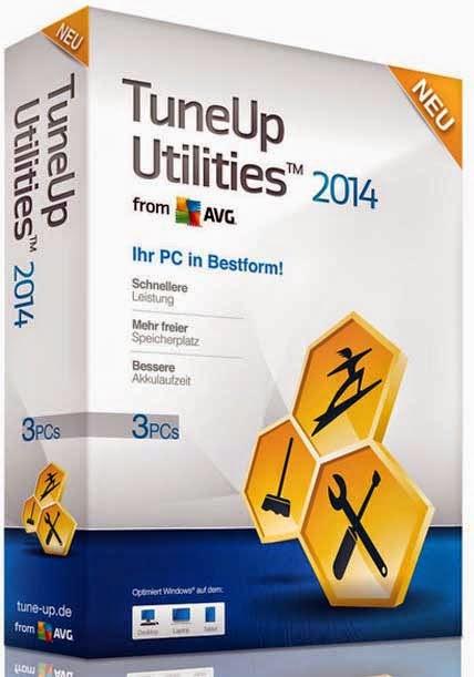 تحميل برنامج صيانة و تسريع الجهاز TuneUp Utilities 2014