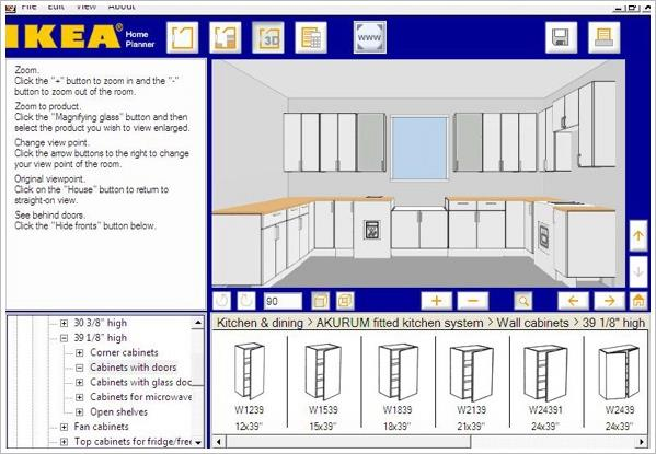 Ikea Kitchen Cabinet Dimensions Ideas For Modern Interior Design Photos U Shaped Layouts Without Island With Solid Wood