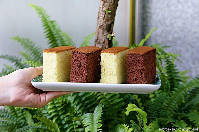 MG 4048 - 熱血採訪│根本超低調!隱身普通民宅的福久長崎蛋糕,清爽少糖冰過口感大不同!