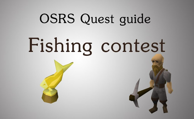 fishing contest osrs