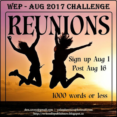 The August Challenge is next! Click image for details...
