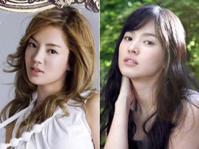Mary sos mirip jiyeon t-ara sexy love