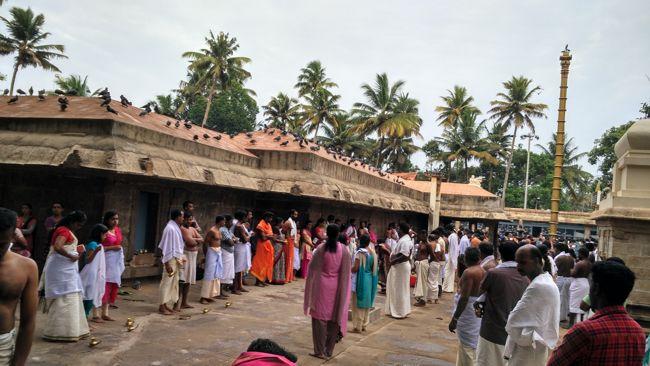 Sri Parasurama Temple Prakaram