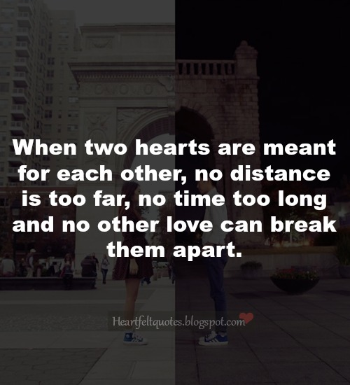 60 Long distance relationship love quotes Heartfelt Love And Life Enchanting Distance Love Quotes