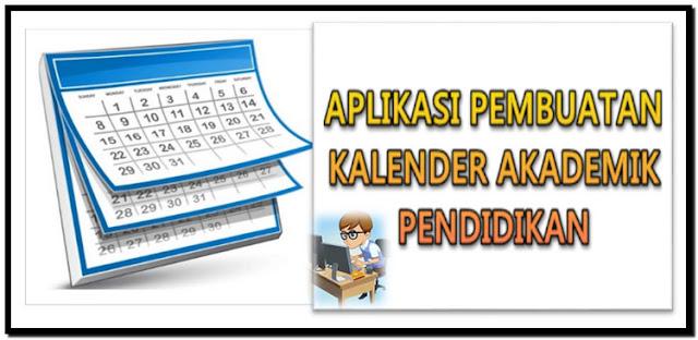 Aplikasi Kalender Pendidikan Tahun Ajaran 2017/2018 Versi Lengkap