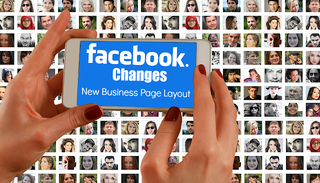 Facebook New Business Page Layout Change by barbies beauty bits