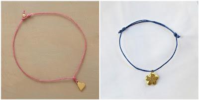 dainty charm bracelet tutorial diy
