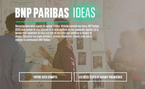 BNP Paribas Ideas