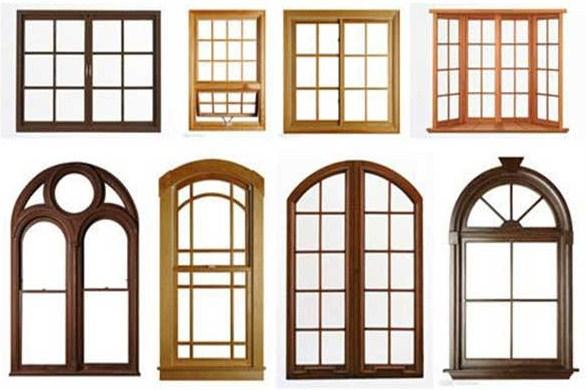 model jendela rumah kayu minimalis modern - jendela rumah idaman