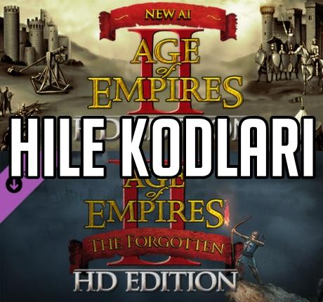 Age-of-Empires-2 HD-Edition-Hile-Kodlar