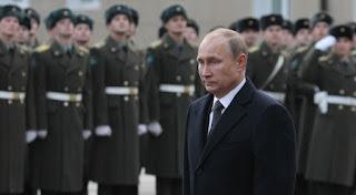 Putin Russia Military
