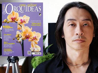 Revista 'Como Cultivar Orquídeas', edição 77