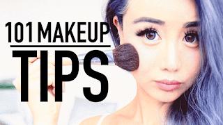 101 Special MakeUp Tips