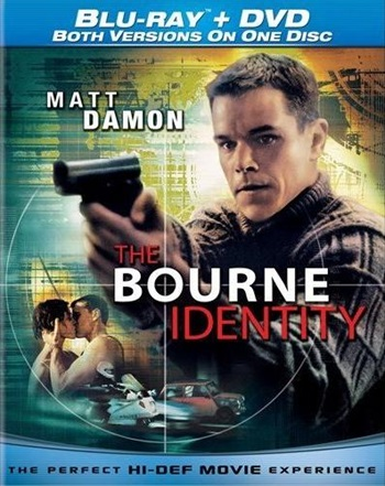 The Bourne Identity 2002 Dual Audio Hindi Bluray Download
