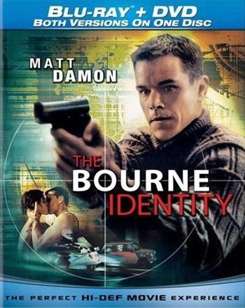 The Bourne Identity 2002 Dual Audio Hindi Bluray Download