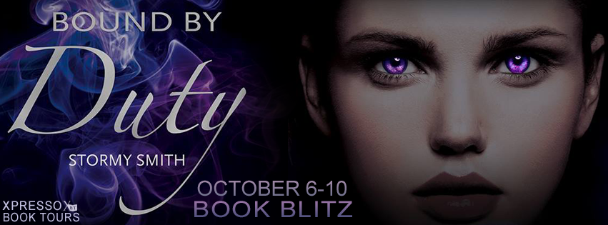 Bound by Duty Blitz + Guest Post and Giveaway for a $50 Amazon Gift Card!