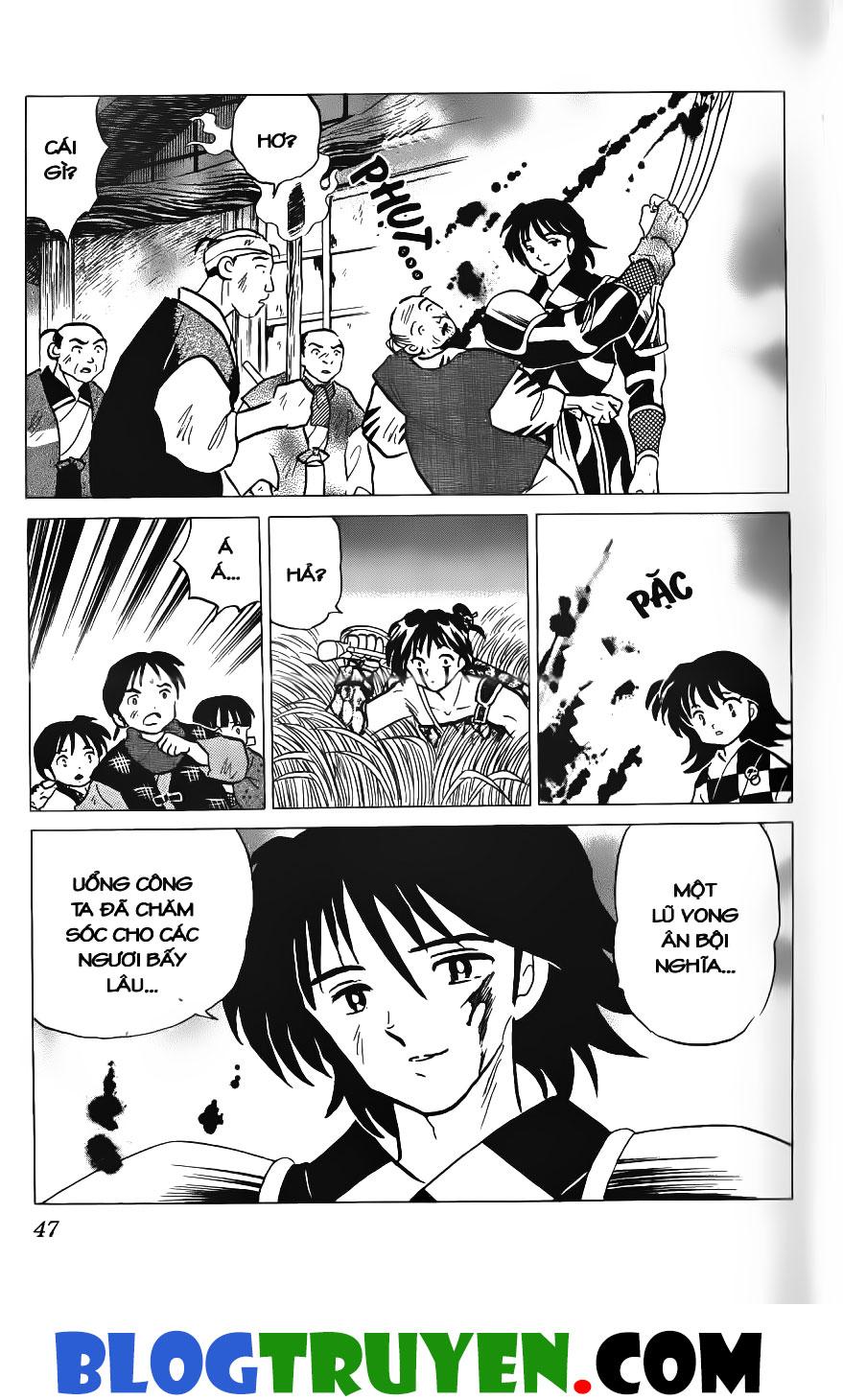 Inuyasha vol 27.3 trang 6
