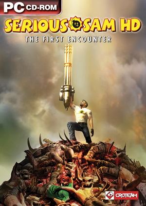 Serious Sam The First Encounter PC Full Español