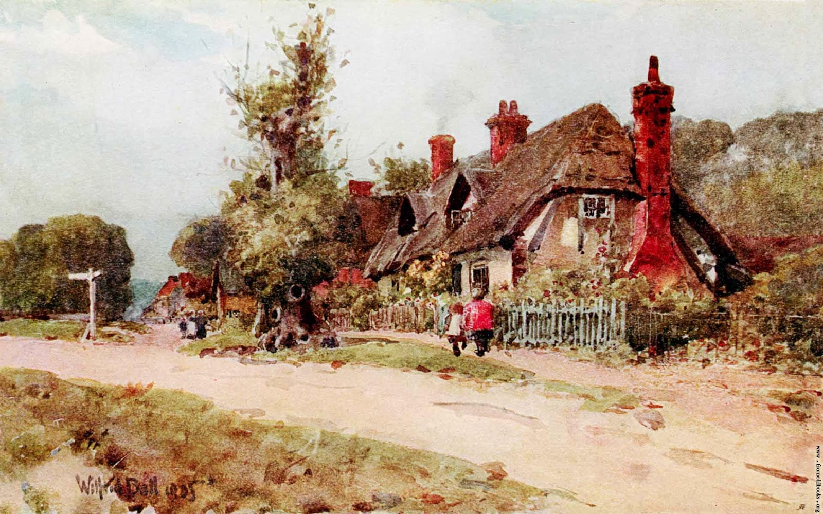english cottage wallpaper book - photo #30