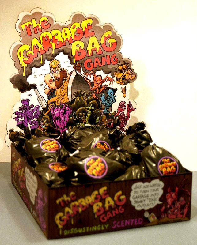 Gargage Bag Gang