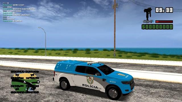 47390871 192698088244685 6068650048919437312 n - MTA - Ford Ranger da PMERJ