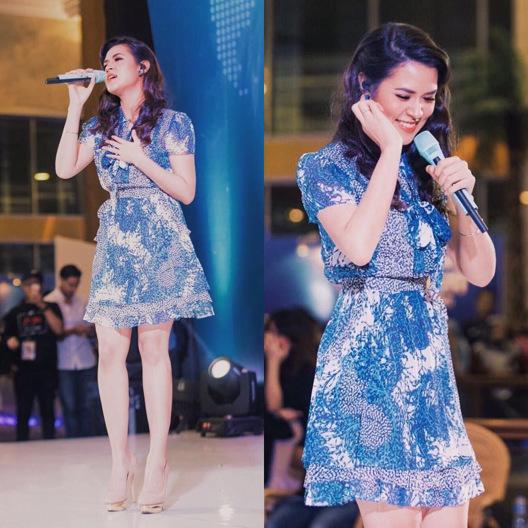 Raisa Andriana, Aktris dan Penyanyi Muda Indonesia yang Cantiknya Kebangetan