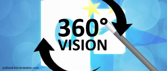Visión 360° de las características distintivas de Outlook.com