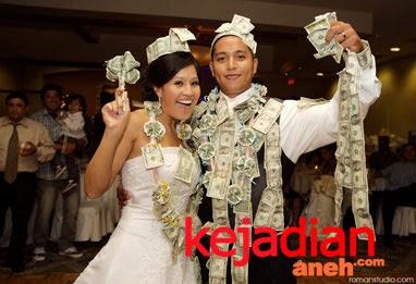 Saweran Uang Pengantin Polandia Tradisi Pernikahan Aneh Tapi Nyata Di Dunia