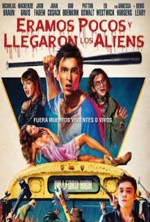 Eramos pocos y llegaron los aliens (2015) Online