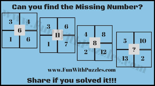 Tricky Math Riddle