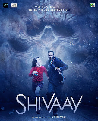 Shivaay 2016 Hindi HDTV Rip 450mb