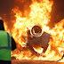 """Mientras Macron está en el G20, otra protesta de """"chalecos amarillos"""" termina en violencia"""