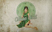 Fondo de pantalla Pin-Up: China Doll | Grunge | Wallpaper