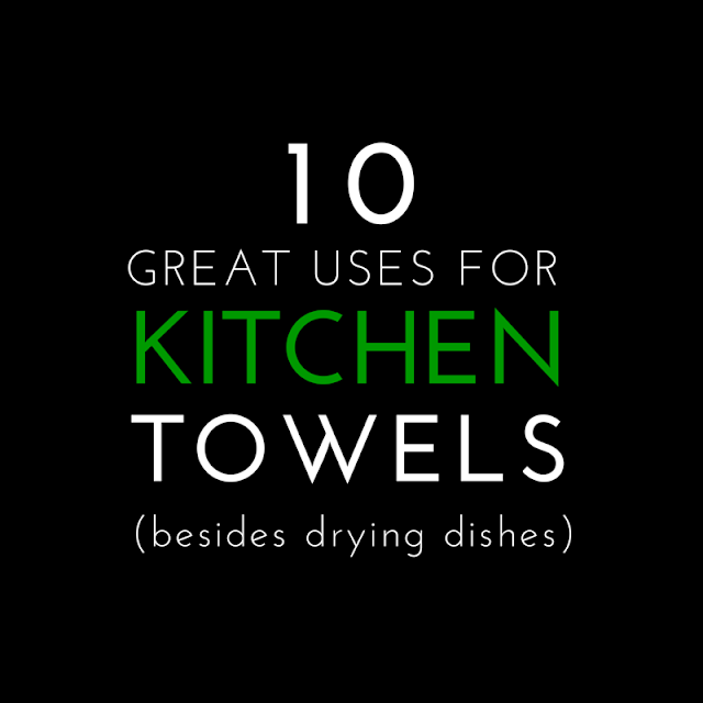Those humble kitchen towels can be your best secret to great meals and do so much more than drying dishes! Grab them now for your easiest meal prep and much tastier recipes with these tips.
