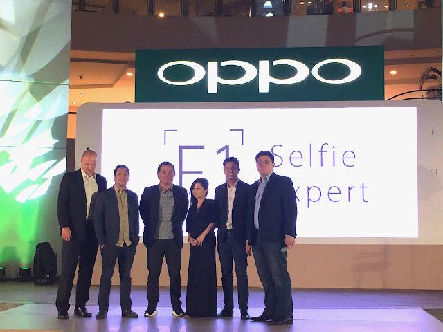 OPPO Selfie expert launch