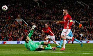Rooney's Goal Against Feyenoord
