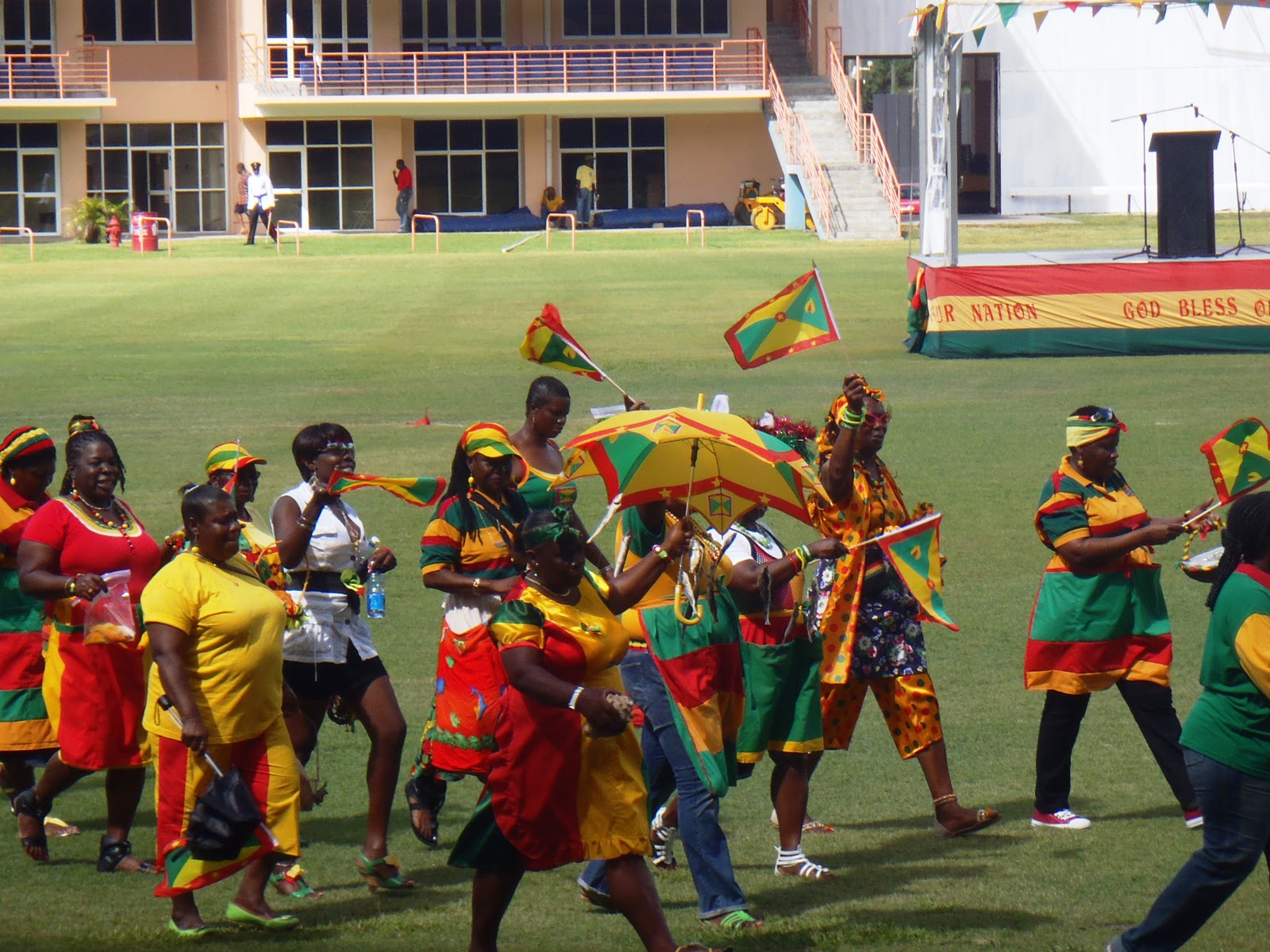 The Socalyst: Happy Independence Day Dominica! #Caribbean... |Happy Independence Day Grenada