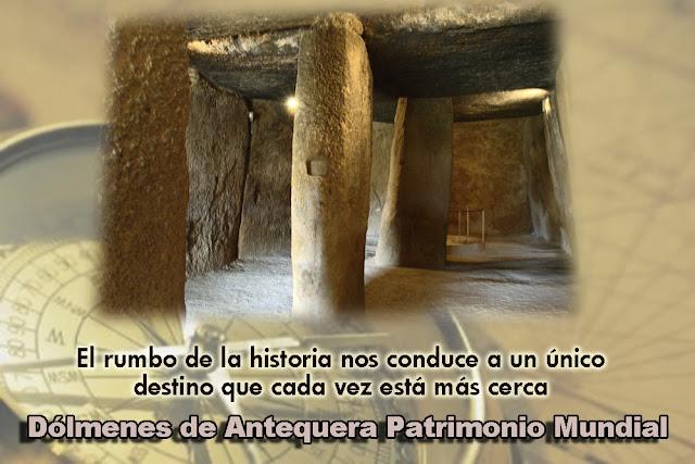 Dólmenes de Antequera, rozando la declaración de Patrimonio de la Humanidad