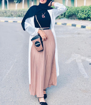Robe hijab fashion Mode 2019