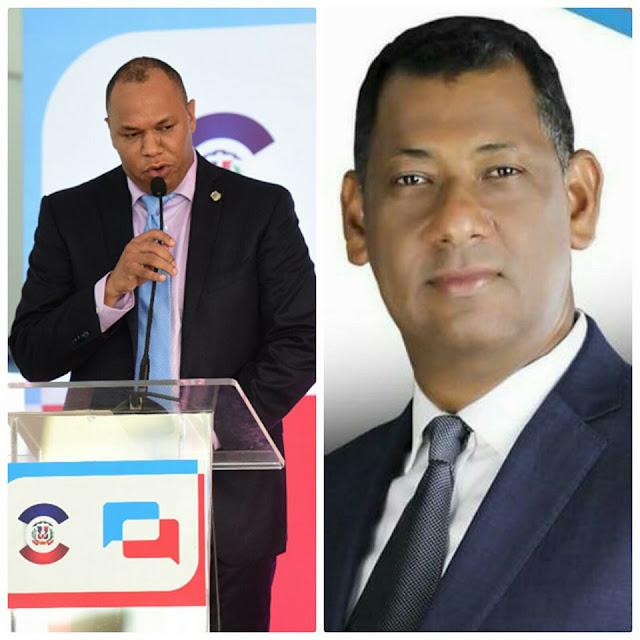Diputado por el PRM Miguel Florián llama a los profesionales del derecho a votar 2 por Enrique García  y Nene Cuevas en Barahona