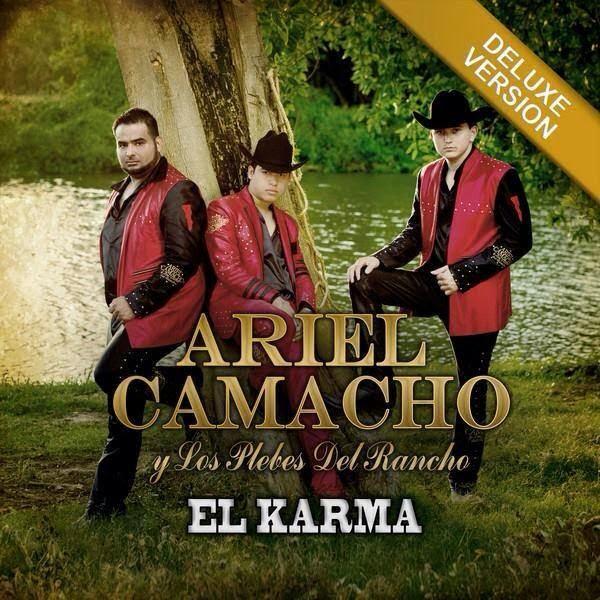 Ariel Camacho - El Karma (Deluxe Version) (2014)