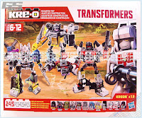 Transformers Kre-O Combiner Robots Mega Pack at Dollar General トランスフォーマー クレオ
