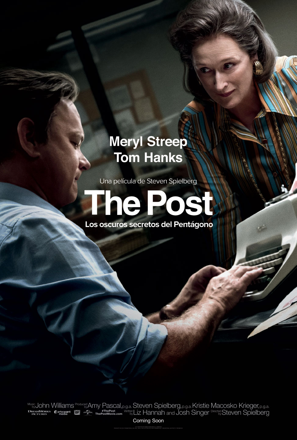 The Post: Los Oscuros Secretos Del Pentágono (2017)