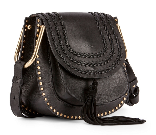 Chloe Hudson Bag black