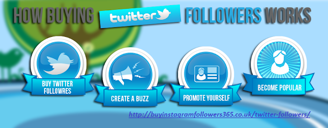 Buy twitter follower uk