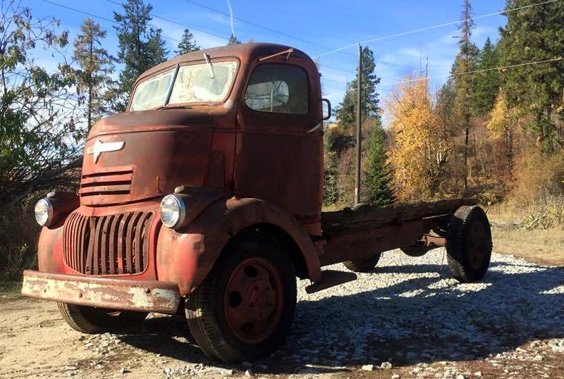 247 AUTOHOLIC: 1946 Chevy COE