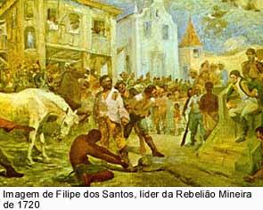 Guerra dos Emboabas no Brasil Colonial