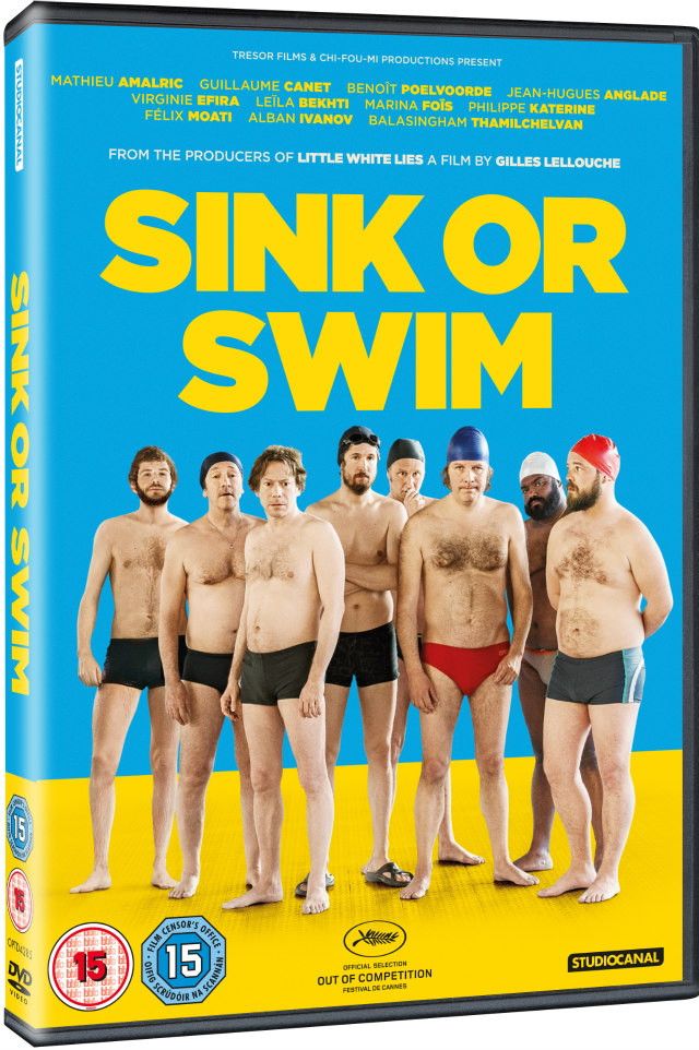 sink or swim dvd