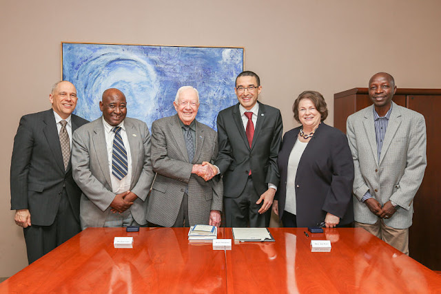 NEWS | OFID Awards Carter Center $800,000 Grant for Blinding Trachoma Elimination in Mali, Niger